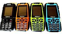 Противоударный пыленепроницаемый и водостойкий мобильный телефон Nokia М8 (2 сим карты) нокиа