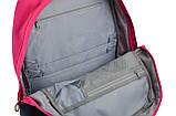Рюкзак молодежный OX 355, 45.5*29.5*13.5, роз.-синий, фото 5