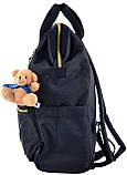 Рюкзак молодежный OX 386, 42*30*16.5, темно-синий, фото 3