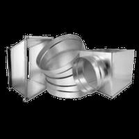Фасонные изделия без шинорейки соединение 0,55мм