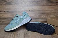 Кроссовки женские в стиле New Balance 999 код товара OD-2454. Светло-зеленые