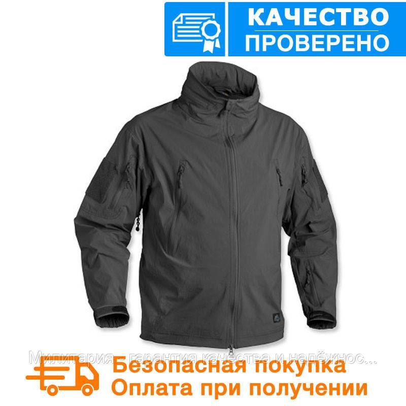 Куртка (летний вариант) Helikon-Tex Trooper Softshell Black (KU-TRP-NL-01)