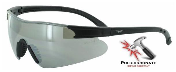 Защитные очки Weaver (X-Port) от Global Vision (США) дымчатая линза