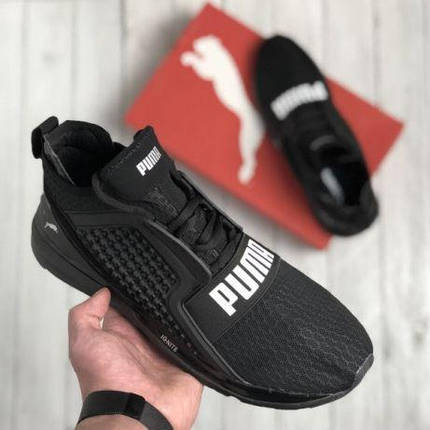 Мужские Кроссовки Puma Ignite Limitless Core Black, фото 2