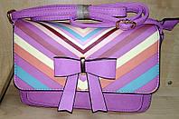 Сумка женская №ELS106 фиолетовая