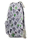 Рюкзак молодежный ST-31 Cactus, 44*28*14, фото 3