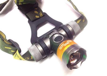 Фонарик налобный 820-T6 ( фонарь на лоб ), фото 2
