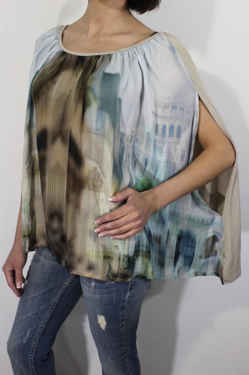 Блуза женская Oversize