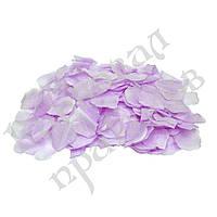 Лепестки роз (уп. 300шт) сиреневые, фото 1