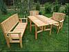 Комплект раскладной садовой мебели