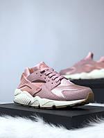 Женские розовые кроссовки Nike, фото 1