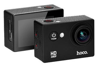 Action Camera Hoco D2 Full HD 1080p Black