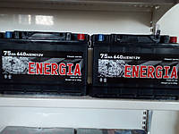 Аккумулятор ENERGIA 75