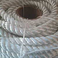 Канат полиамидный (капроновый) диаметр 20 мм