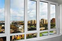 Окно металлопластиковое из профиля Rehau 70