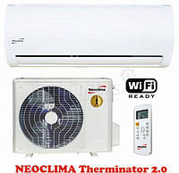 Кондиционер настенный Neoclima Therminator 2.0 ( -7 С ) NS/NU-09AHEw