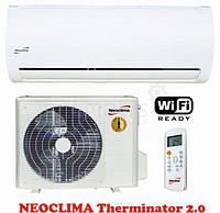 Кондиционер настенный Neoclima Therminator 2.0 ( -7 С ) NS/NU-12AHEw