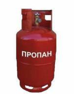 Баллон газовый бытовой 27 л бутан (NOVOGAS, Беларусь)