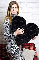 Большое Плюшевое сердце 50 см