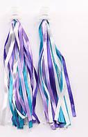 Кольорові стрічки Green Cycle GCS-551 синій з фіолетовим, кріпл барендою
