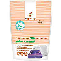 Tortilla ЕКО порошок для прання універсальний 400 г