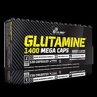 GLUTAMINE 1400 MEGA CAPS (120 Capsules)