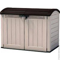 Садовый Шкаф Keter Store It Out Ultra бежевый/коричневый (17199414590)