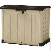 Садовый Шкаф Keter Store It Out Arc, коричневый (17199415590)