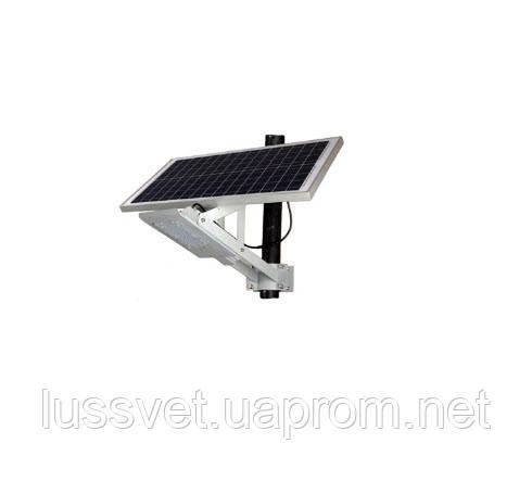Светильник уличный на солнечной батарее LED27 36W