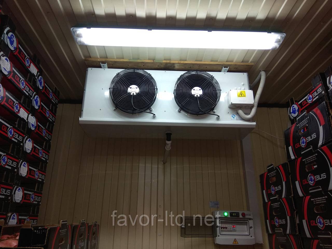 Холодильная камера для овощей
