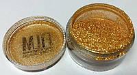 Рассыпчатые тени (золото) Cinecitta