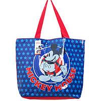 Детская пляжная сумка Микки Маус (Mickey) для мальчика, размер 52х40 см ТМ ARDITEX WD12034