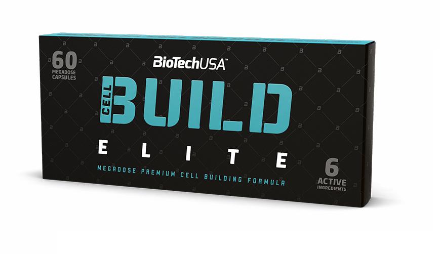 Витамины BioTech USA Cell Build Elite 60 caps