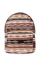Рюкзак женский POOLPARTY коричневый, фото 1