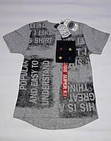 Подростковая футболка S&D 134 рост