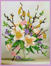 Набор для вышивания бисером Аромат весны