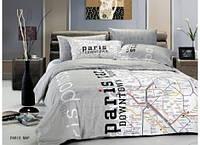 Постельное белье Le Vele Paris map Евро
