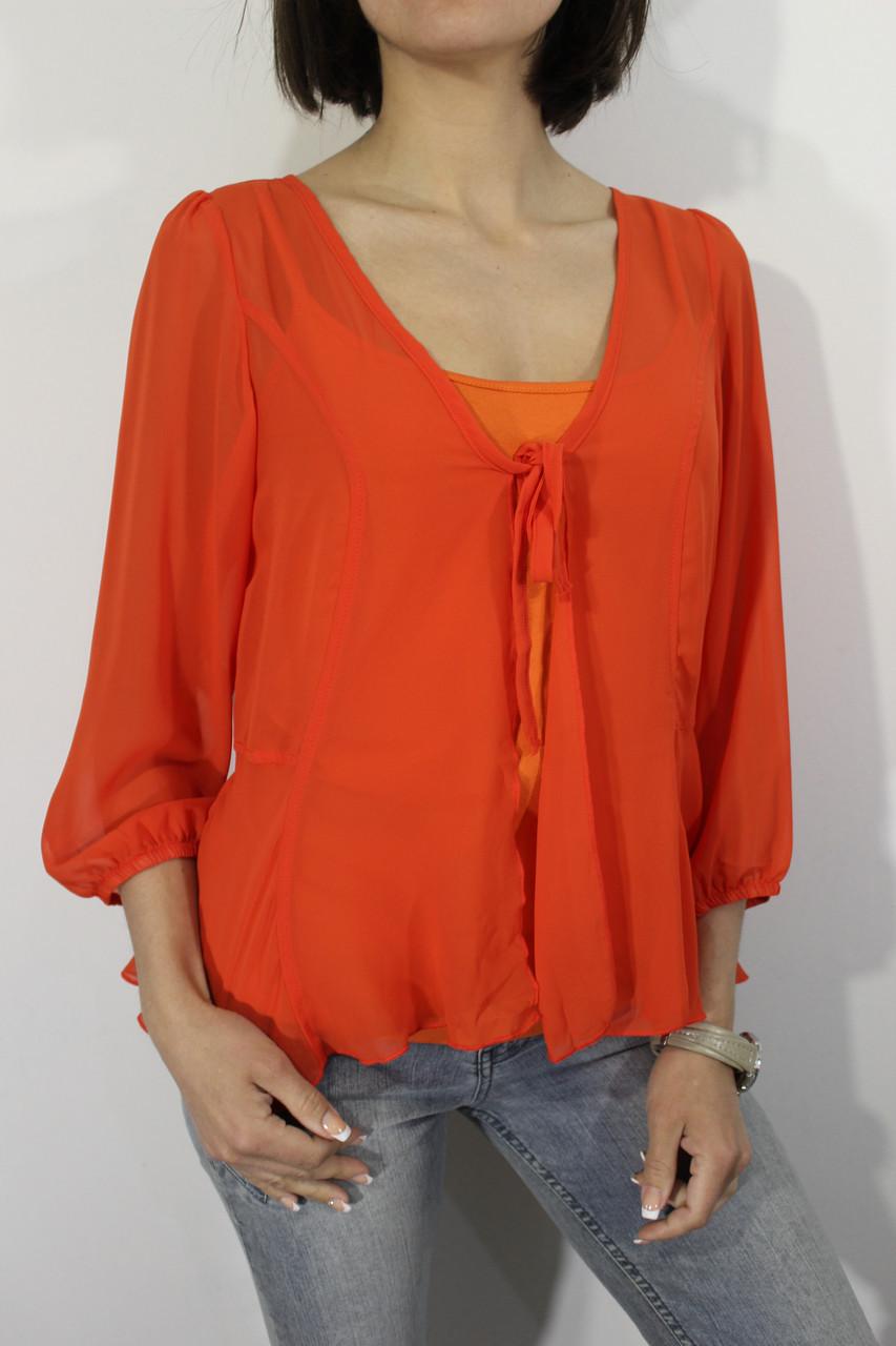Блуза женская 143 красная