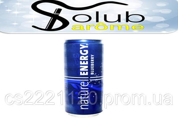 Ароматизатор Solubarome Energy Myrt (Энергетик c черникой) 5 мл.