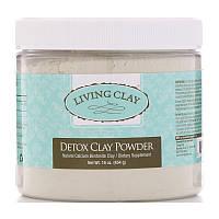 Living Clay, Глиняный порошок для детокса, 454 г, фото 1