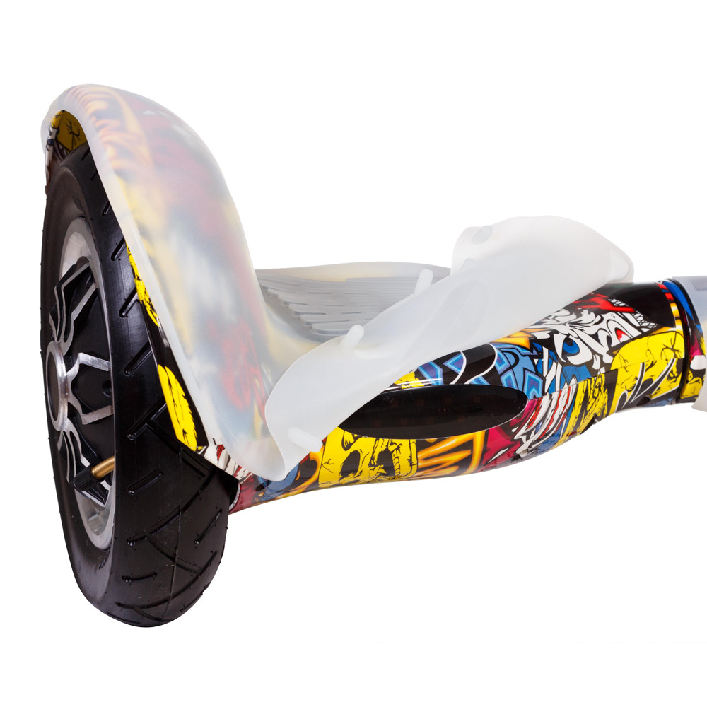 smart balance wheel Защита силиконовая для гироборда Smart Balance 10 White (Белый) (SBS10W) 876309