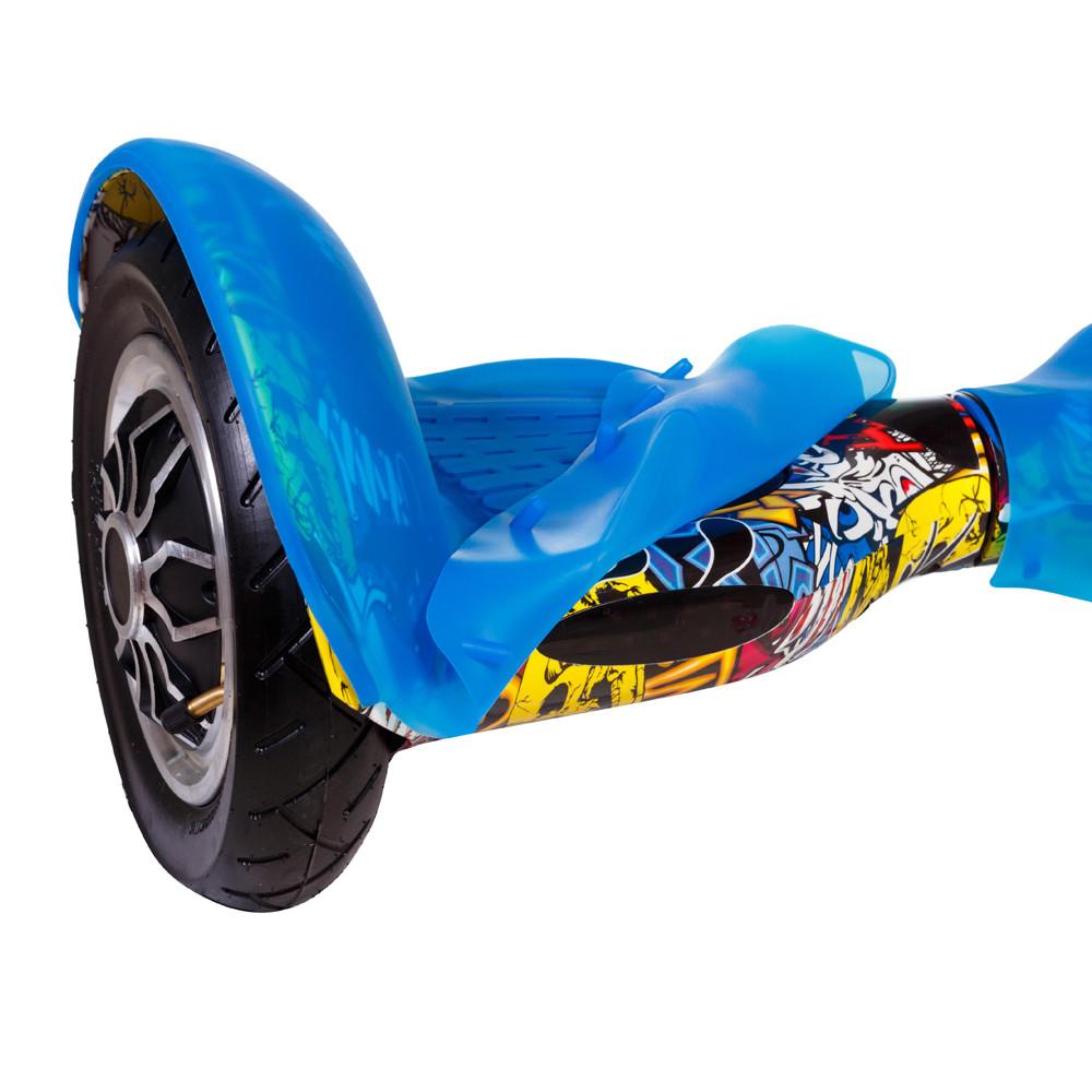 smart balance wheel Защита силиконовая для гироборда Smart Balance 10 Blue (Синий) (SBS10B) 876310
