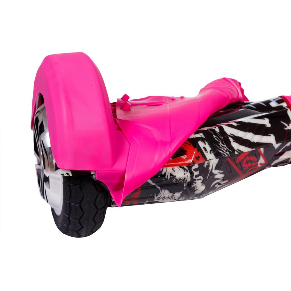 smart balance wheel Защита силиконовая для гироборда Smart Balance 8 Pink (Розовый) (SBS8P) 876306
