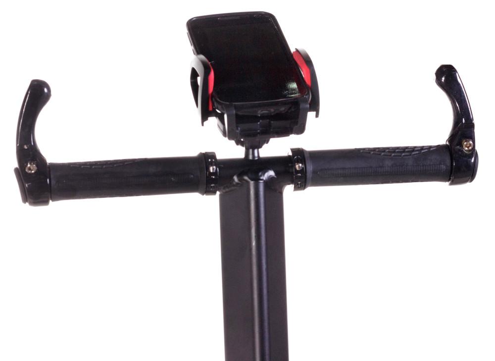 Телескопический рулевой рычаг ручного управления для гироскутера NineBot Mini (Pro) Black (Черный) (MPBB) 876327