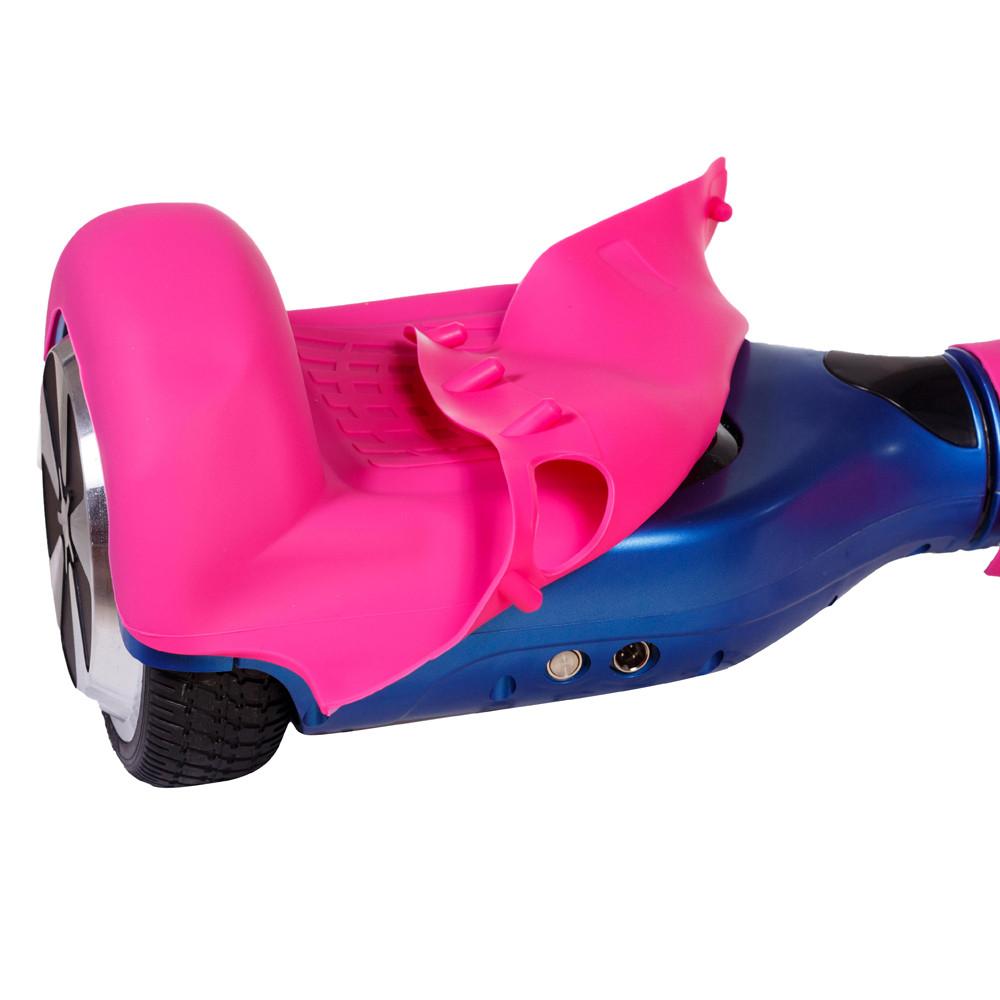 smart balance wheel Защита силиконовая для гироборда Smart Balance 6,5 Pink (Розовый) (SBS6P) 876302