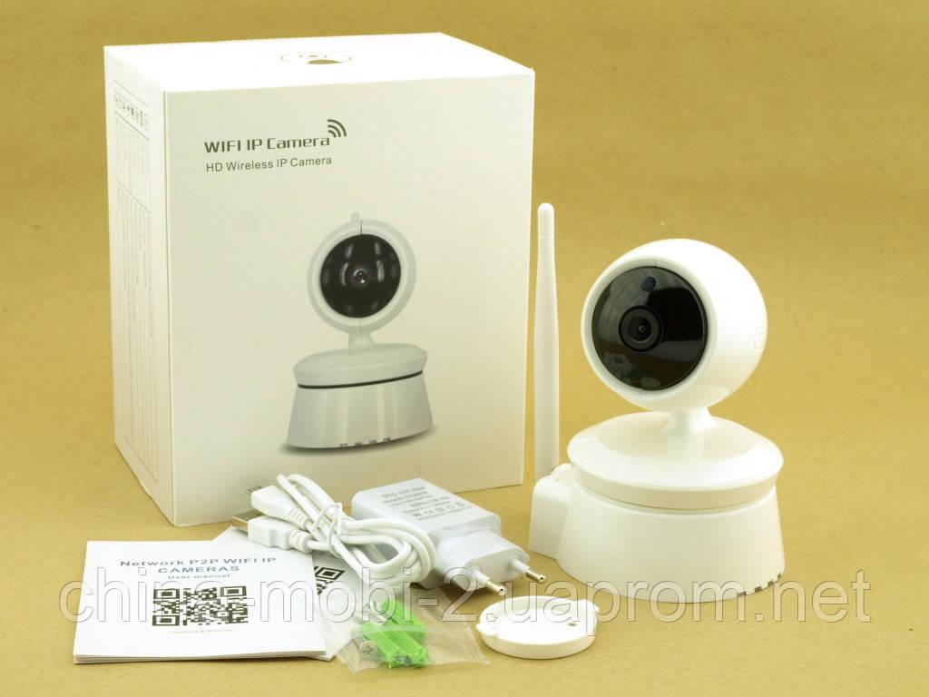 HD Camera X1-UJ36 NO433 Wi-Fi IP 2.0MP p2p управляемая поворотная 360' камера c сигнализацией, видеоняня