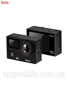 Action Camera Hoco D3 4K 2160p Black