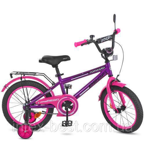 """Детский двухколесный велосипед Profi Forward 16"""" (T1677)"""