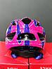 Велошолом дитячий BONDY R2 M 56-58 рожевий/фіолет ATH07H/M, фото 3