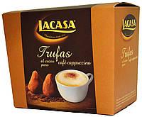 """Конфеты трюфельные Lacasa """"Cappuccino"""" 200г."""
